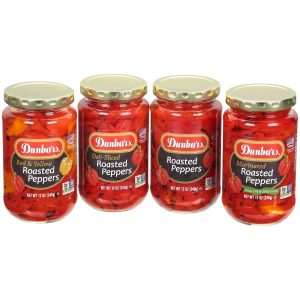 Dunbars Roasted Peppers 12 Oz Family Photo