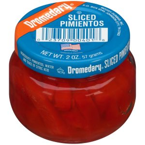2oz. Dromedary Sliced Pimientos