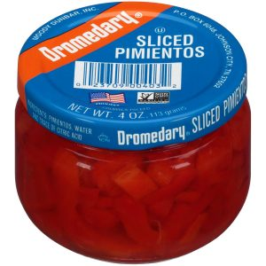 4oz. Dromedary Sliced Pimientos