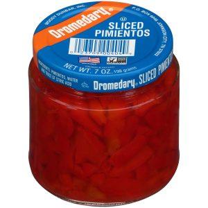 7oz. Dromedary Sliced Pimientos Non-GMO