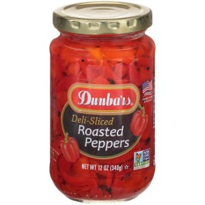 Dunbars Deli-Sliced Roasted Peppers 12 Oz