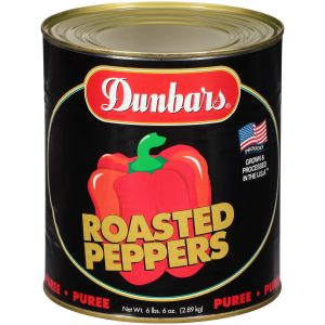 Dunbars Roasted Peppers Puree