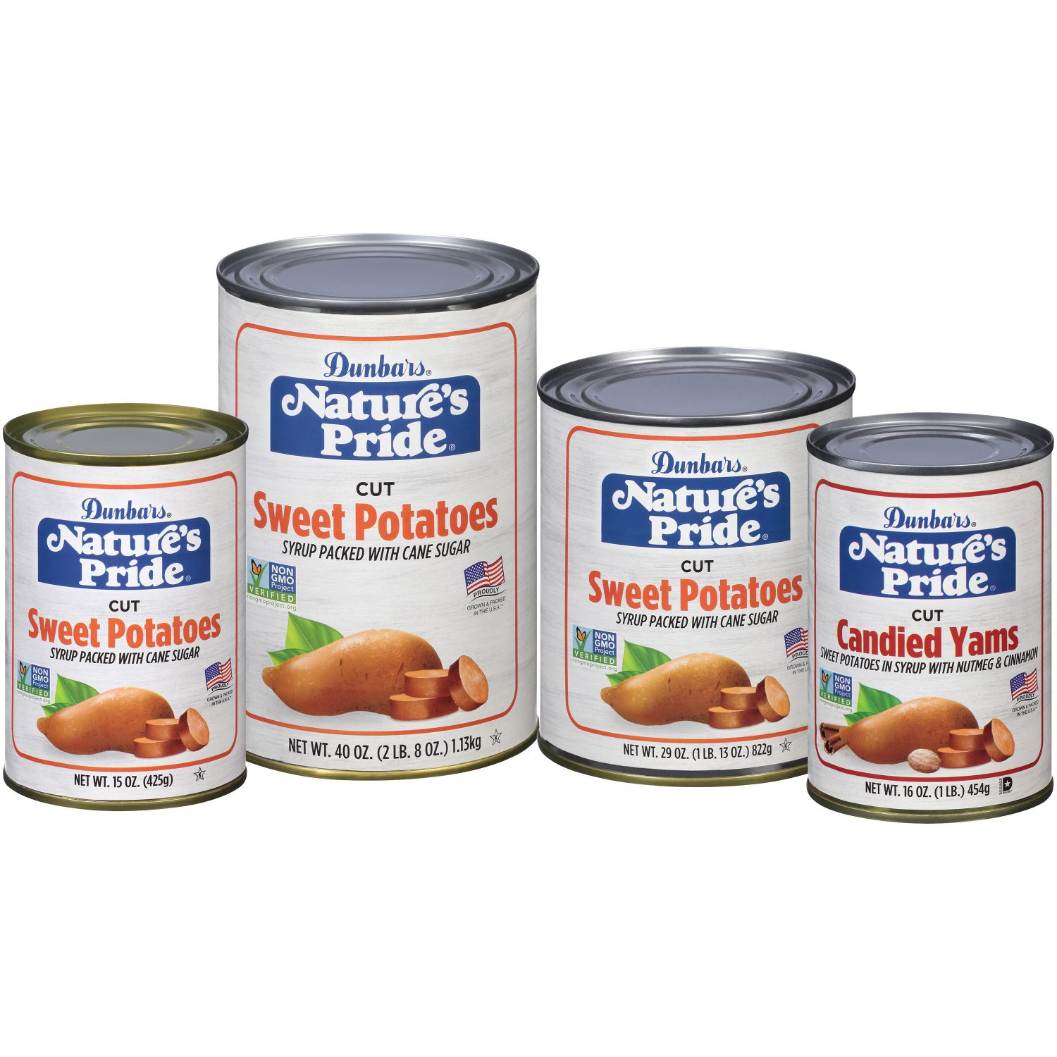Nature's Pride Canned Foods
