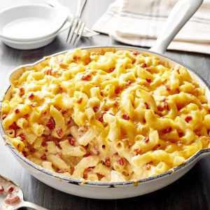 Ultimate Pimiento Mac and Cheese