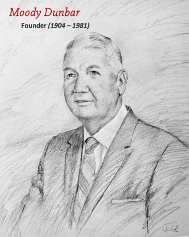 Moody Dunbar Founder 1904-1981