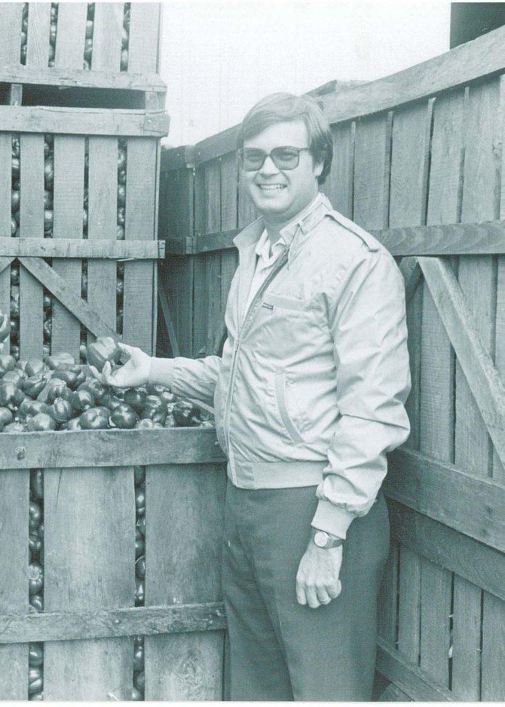 Stanley Dunbar Peppers
